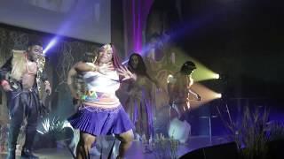 Recap of Bimbi Philips performance at London Show