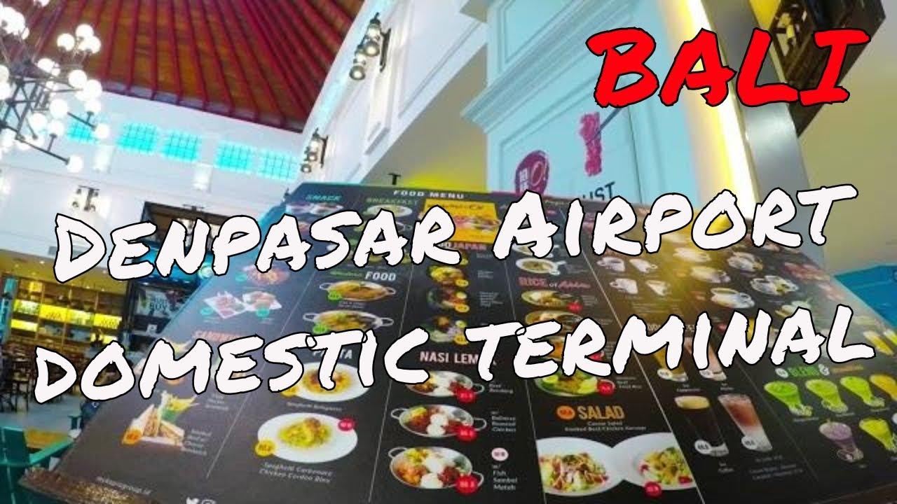 Bali Denpasar Airport Domestic Terminal