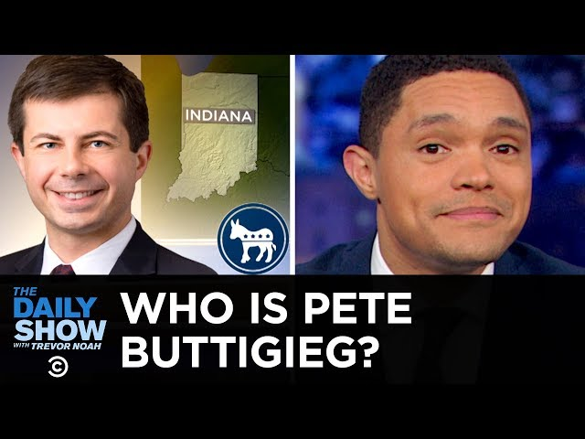 Who Is Pete Buttigieg and Why Is He Killing It in the Polls? | The Daily Show