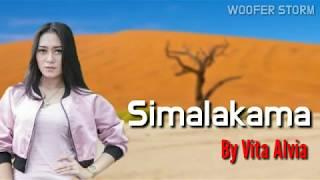 Gambar cover Vita Alvia - Simalakama l Lirik Video Terbaru 2019 l The Best Indonesia Song By Vita Alvia