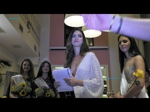 Miss Reginetta d'Italia 2016 Finale Regionale Veneto Sfilata Sponsor e Bikini