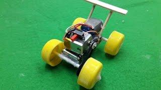 DealMux Micro Motor DC 9V 8700-9000RPM Motor de alta velocidad para coches de juguete DIY Control remoto