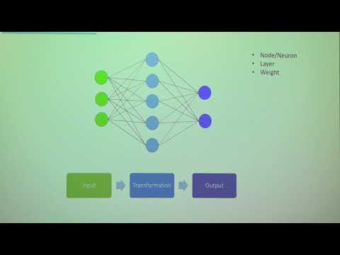 Pycon Ireland 2017: Convolution Neural Networks for Legal Text Analytics - Michael Dineen