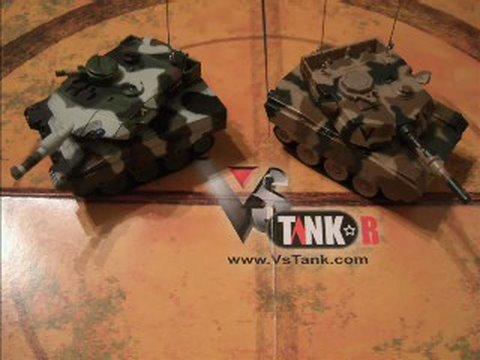 micro battling tanks review RC 101