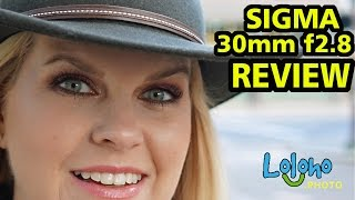 REVIEW: Sigma 30mm f2.8
