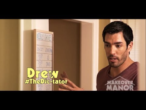 Funny or Die Makeover Manor with Drew Scott and Jonathan Scott