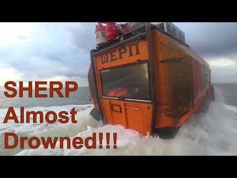 Most Extreme SHERP MAX & 3 PRO Expedition EVER to the Russia North! p.7