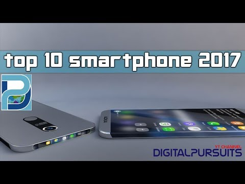 TOP 10 best smart phones November 2017-i Phone X bumps Galaxy Note 8 from top spot