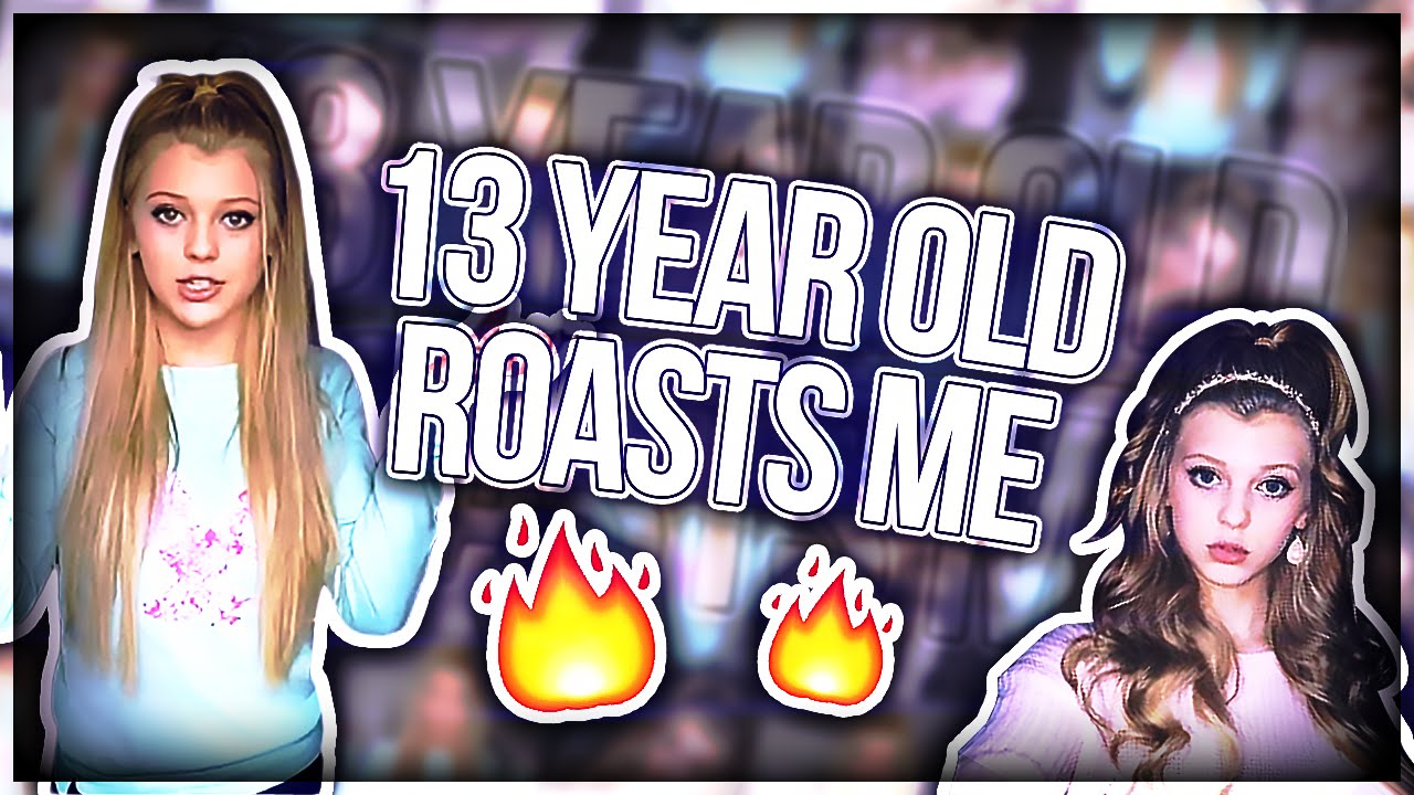LOREN GRAY ROASTS ME!