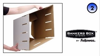 Bankers Box System File Store