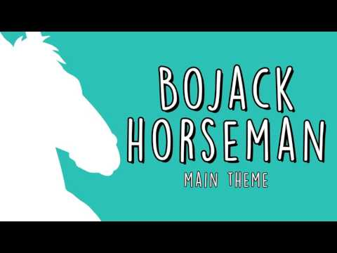 BoJack Horseman Main Theme Tune - L'Orchestra Cinematique
