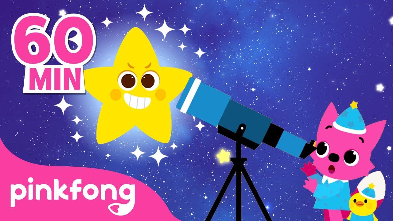 Aventura Estrella | Ocho Planetas y Los Signos de Estrellas |Pinkfong Cuentos y Canciones Infantiles
