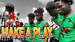 Footballville's make a play 7v7 tournament pt. 1