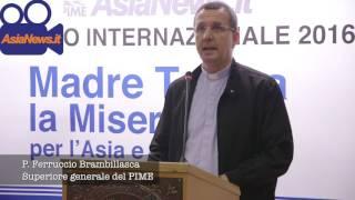 Simposio AsiaNews p.1 - P. Ferruccio Brambillasca