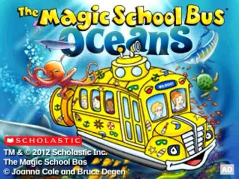 The Magic School Bus: Oceans | Science Learning Game for Kids ...