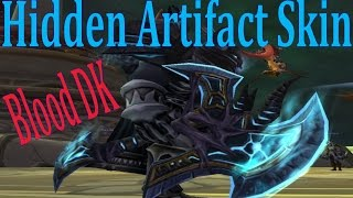 Blood DK Hidden Artifact Skin and Withered Army Guide - Full Run