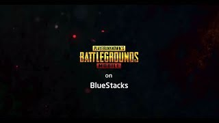 How to play PubG on BlueStacks?