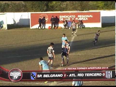 LRRF - Sportivo Belgrano // Atlético Río Tercero - Apertura 2014