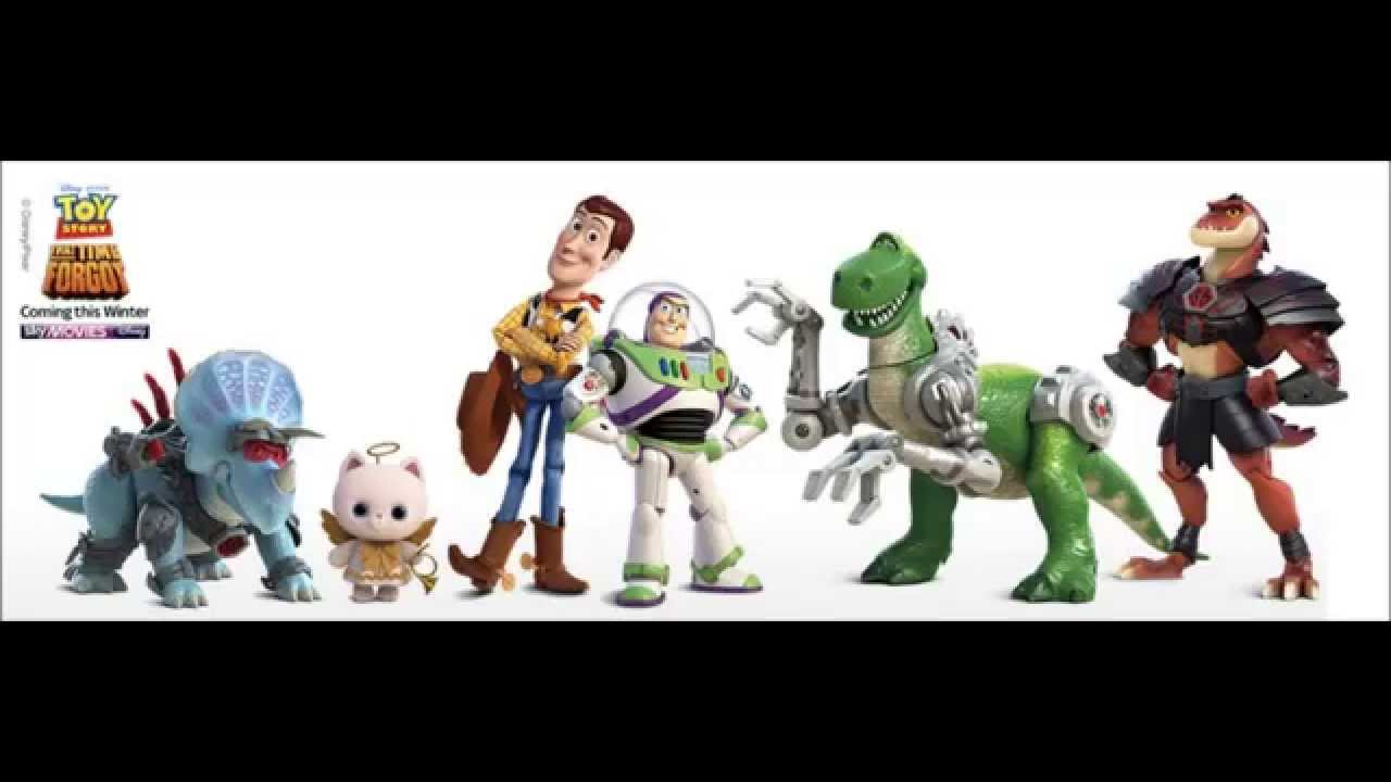 Toy Story Strong : Sky broadband toy story that time forgot uk