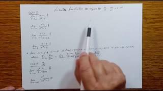 Limita functiilor in cazuri speciale - Analiza Matematica - Clasa a XI-a   110403-03
