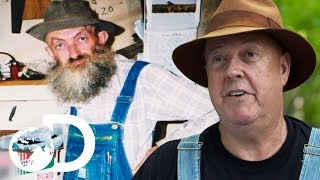 "Hunting Down ""Popcorn"" Sutton's High Value Stash Of Moonshine 