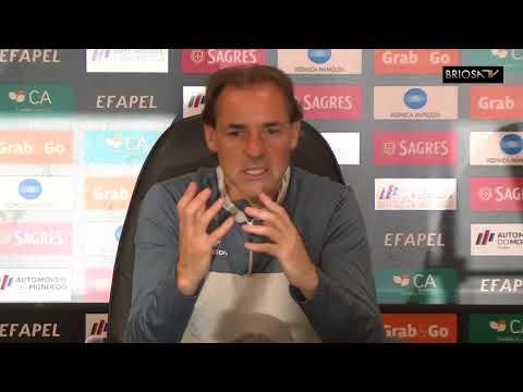 Académica vs FC Porto B: Antevisão de Quim Machado