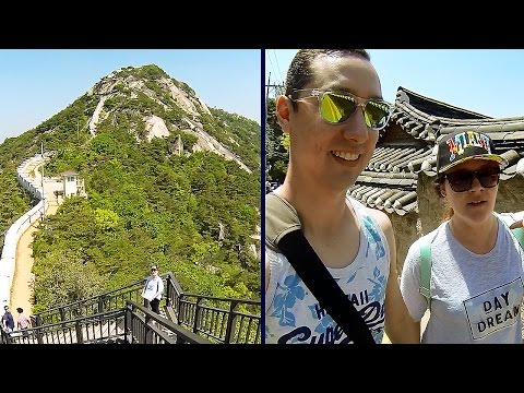 Epic Seoul Hiking Adventure! (끝내주는 서울 등산 모험) - 🇰🇷 TRAVEL KOREA