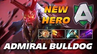 AdmiralBulldog Grimstroke | MID LANE | Dota 2 Pro Gameplay