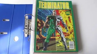 Terminator Comics UK