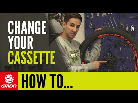 How To Change A Mountain Bike Cassette With SRAM XD Driver | Mountain Bike Maintenance