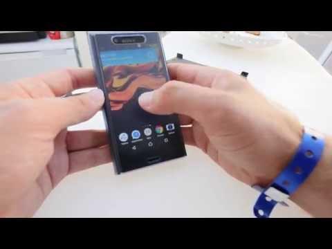 Sony Xperia XZ és X Compact Style Cover bemutatók