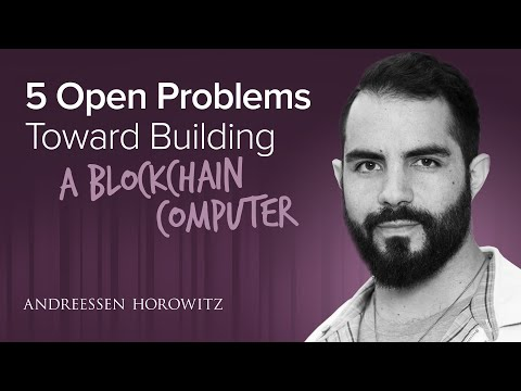 Five Open Problems for the Blockchain Computer
