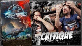 Critique - Jurassic World 2 - Avec Sel et Avec ET sans Spoil (spoilers à partir de 13:50)