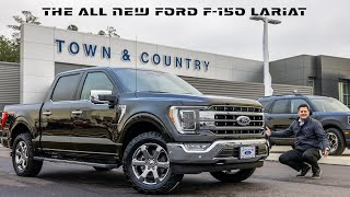 THE NEW 2021 F-150 LARIAT!  The most in-depth review!