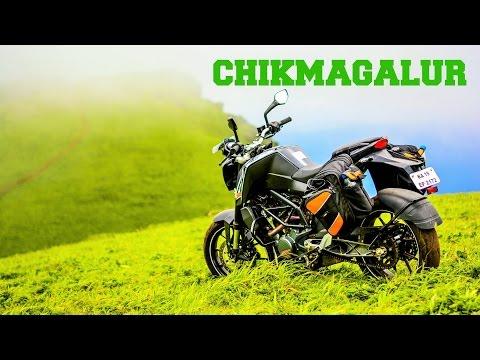 GoPro : Bangalore to Chikmagalur - Mullayanagiri, Bababudangiri and Kemmannugundi | KTM Duke 200