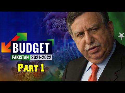 Budget 2021-22   Shaukat Tarin Complete Budget Speech   Part 1   11 June 2021   92NewsHD thumbnail