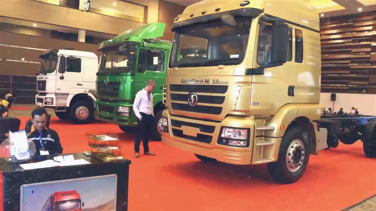 BUS and TRUCK Exhibition Indonesia