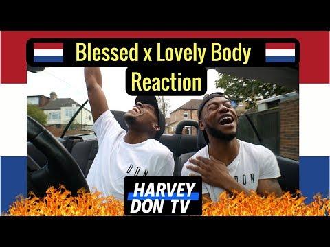 Sevn Alias -  Blessed x SFB - Lovely Body HarveyDon TV @Raymanbeats