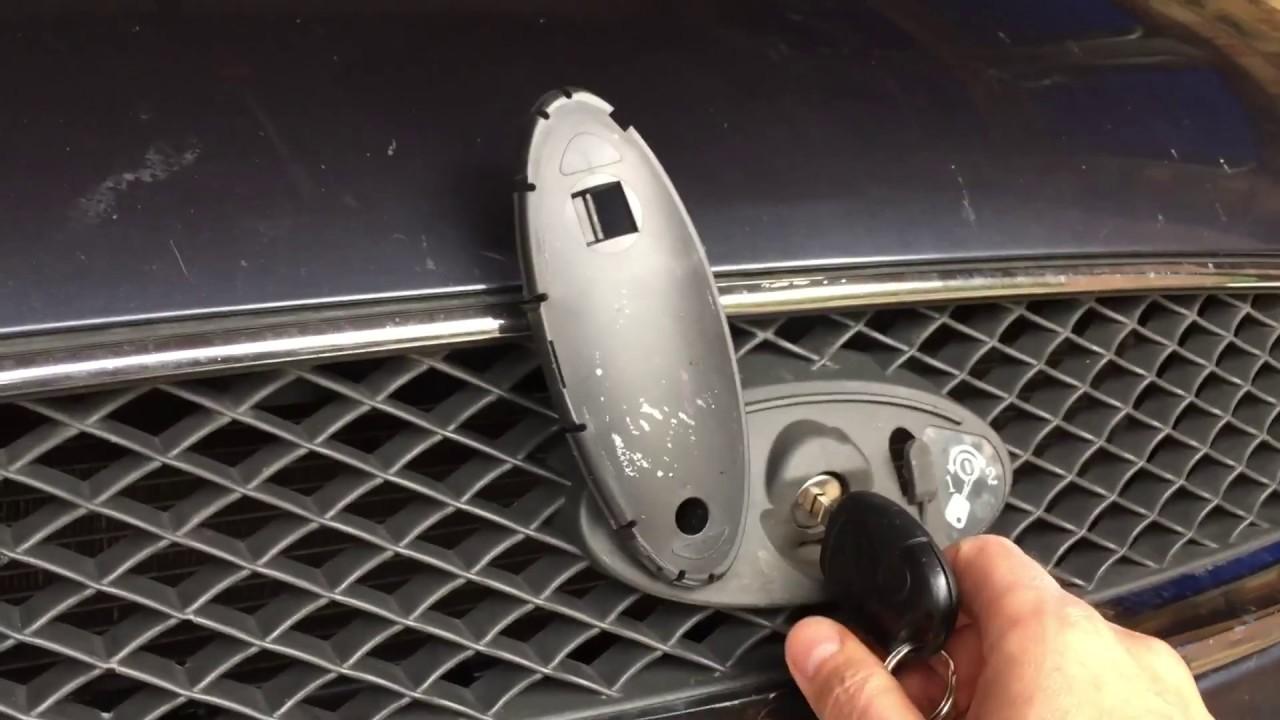 Focus Mk2 Bon Lock Won't Open  Hood Release Problem