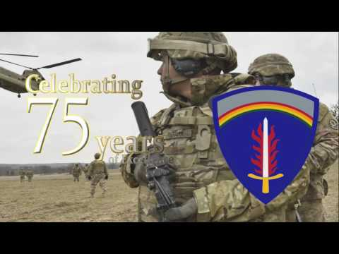 Countdown to 75: The U.S. Army Europe Patch