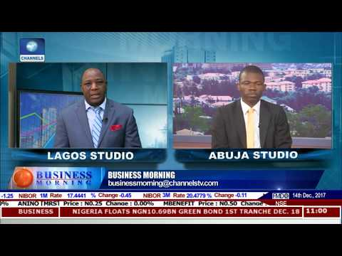 Economic Analysts Assess Buhari's Midterm Economic Report Pt.8 |Business Morning|