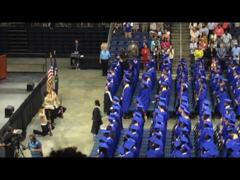 AMANDA TAYLOR GAINER (HONOR STUDENT) BLESSED GRADUATION 2017