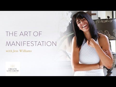 The Art of Manifestation & Creating a Crystal Clear Vision