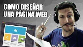 Como diseñar una página Web - Diseño y Programación Web