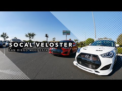 SoCal Veloster 2016 San Diego Meet