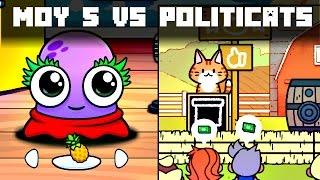 Video MOY 5 VS POLITICATS GAMEPLAY CHILDREN KIDS download MP3, 3GP, MP4, WEBM, AVI, FLV Desember 2017