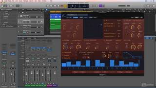 Logic Pro X 202: The Step FX  - 1. Introduction to Step FX