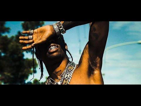 Travis Scott - Dinosaurs ft. 21 Savage (I'M HIP-HOP Music Video)