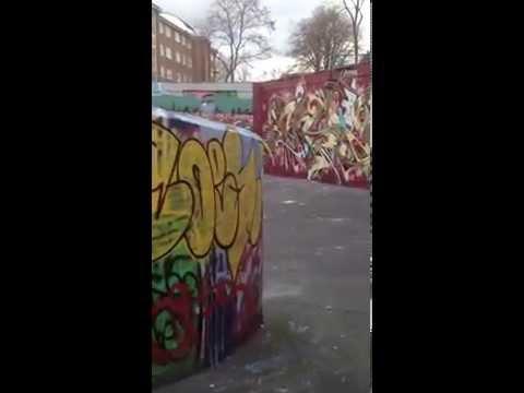 Stockwell Park Estate Graffiti