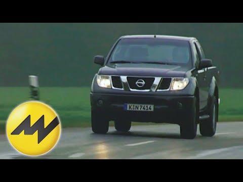 Nissan Navara Motorvision testet den japanischen Pickup im e